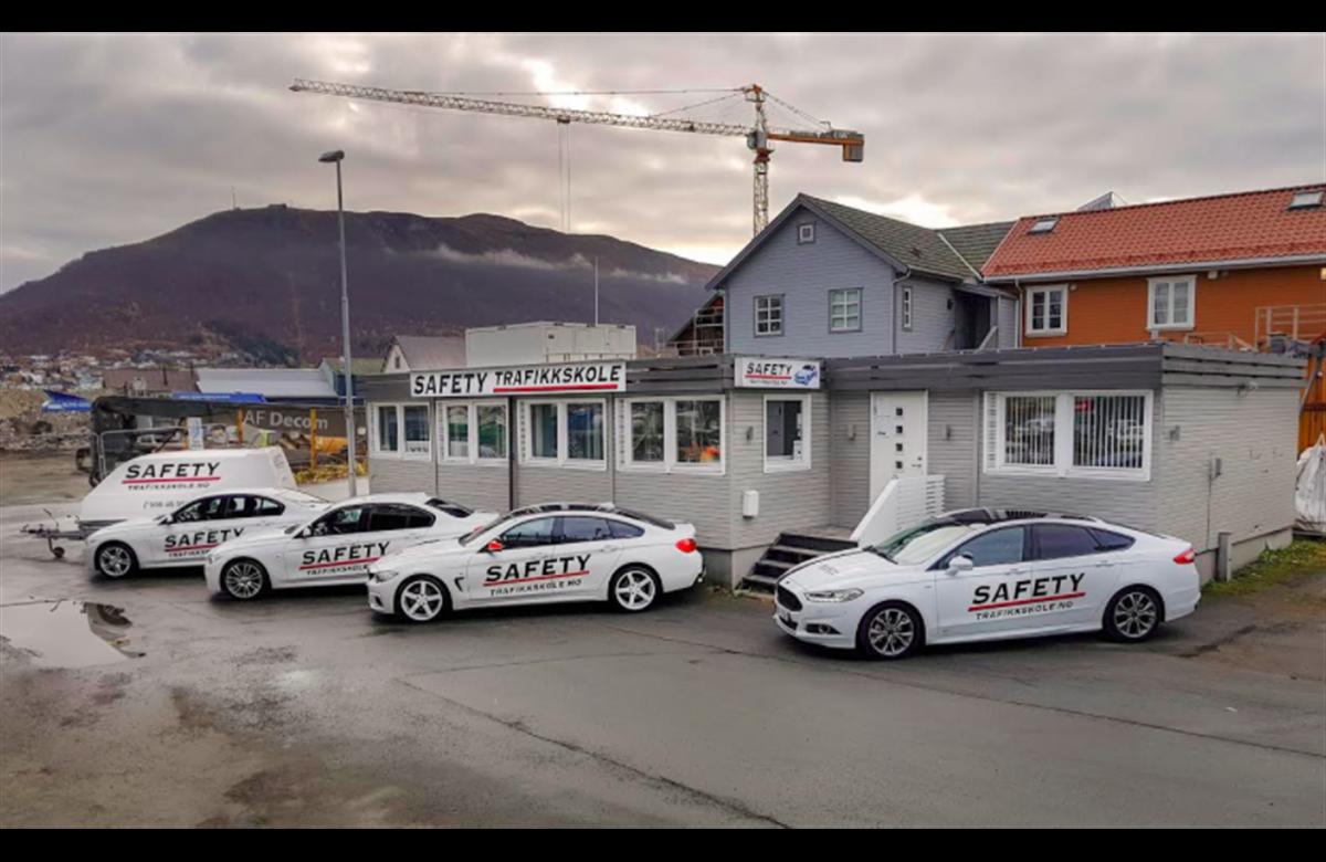 tromsø trafikkskole