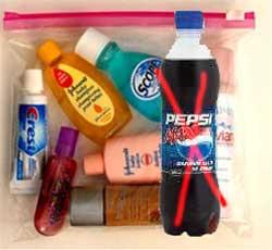 veske på fly håndbagasje