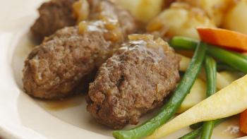 middag med kjøttdeig