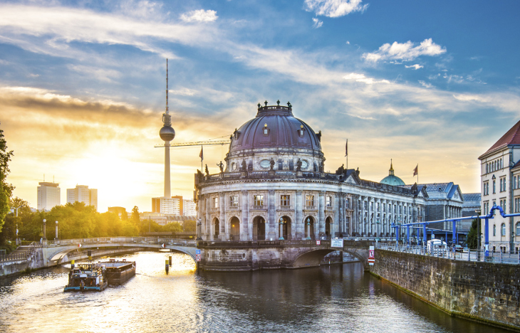 kjente steder i berlin