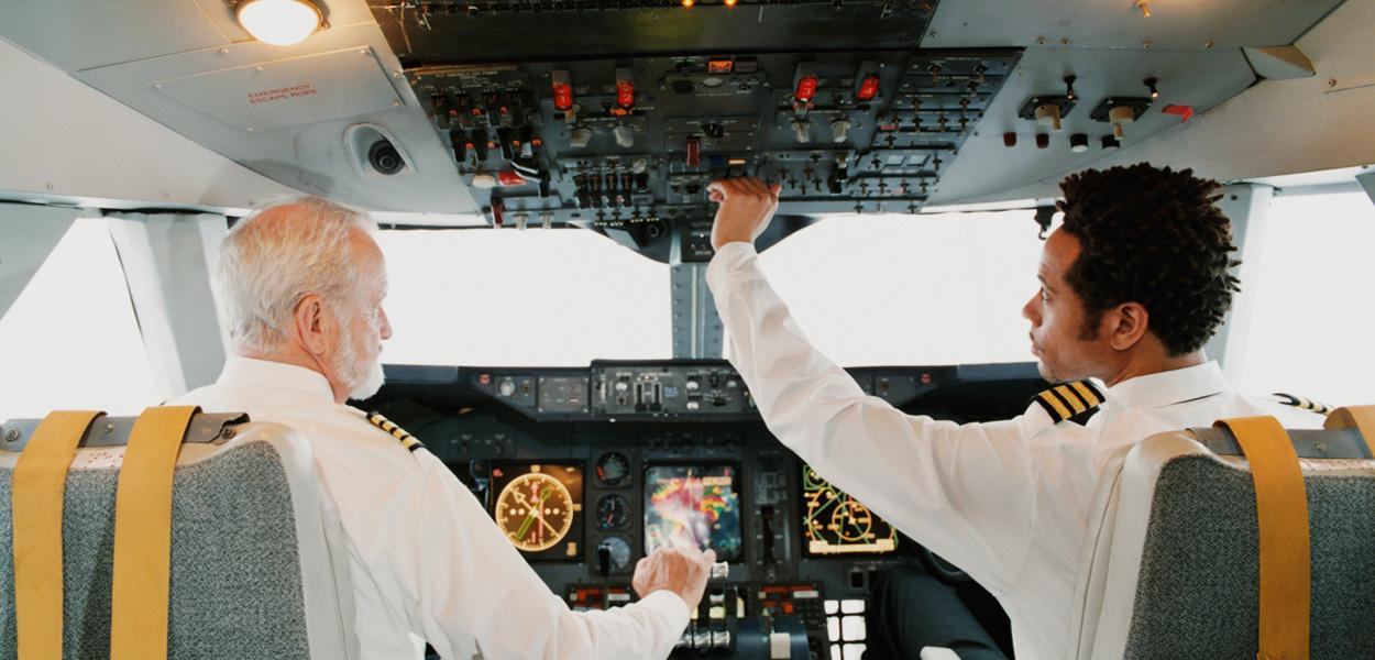 Flyger | Yrkesguiden | Yrke Flyger